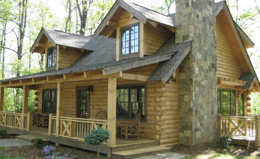Moss Creek Log Cabin